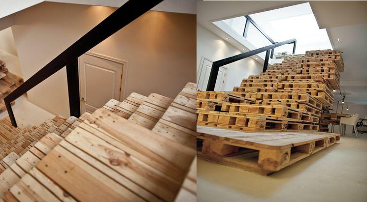 Cassetti Nelle Scale : Scala fai da te scale e ascensori come costruire una scala