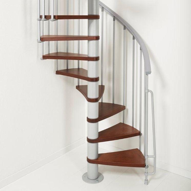 Compact Spiral Staircase: Scale A Chiocciola Prezzi