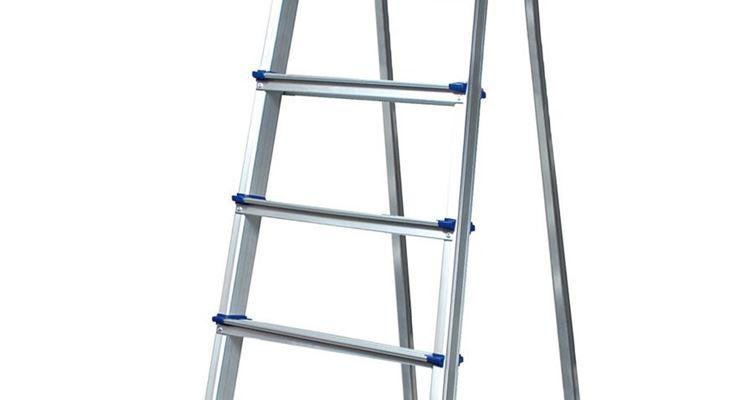 scala in alluminio per casa