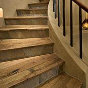rivestimento gradini in legno