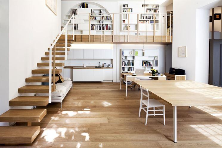 Scale in legno per interni - Scale e ascensori - Scegliere le ...
