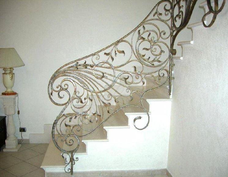 scale interne in ferro battuto - Scale e ascensori - le migliori ...