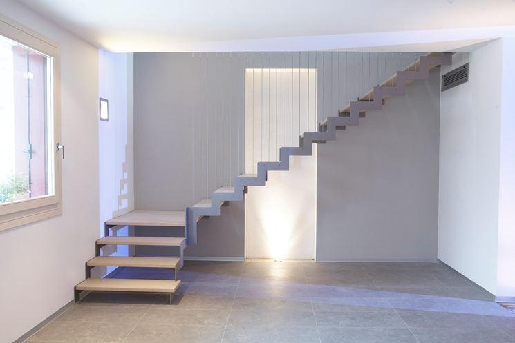 Scegliere scale autoportanti scale e ascensori come - Scale prefabbricate per interni prezzi ...
