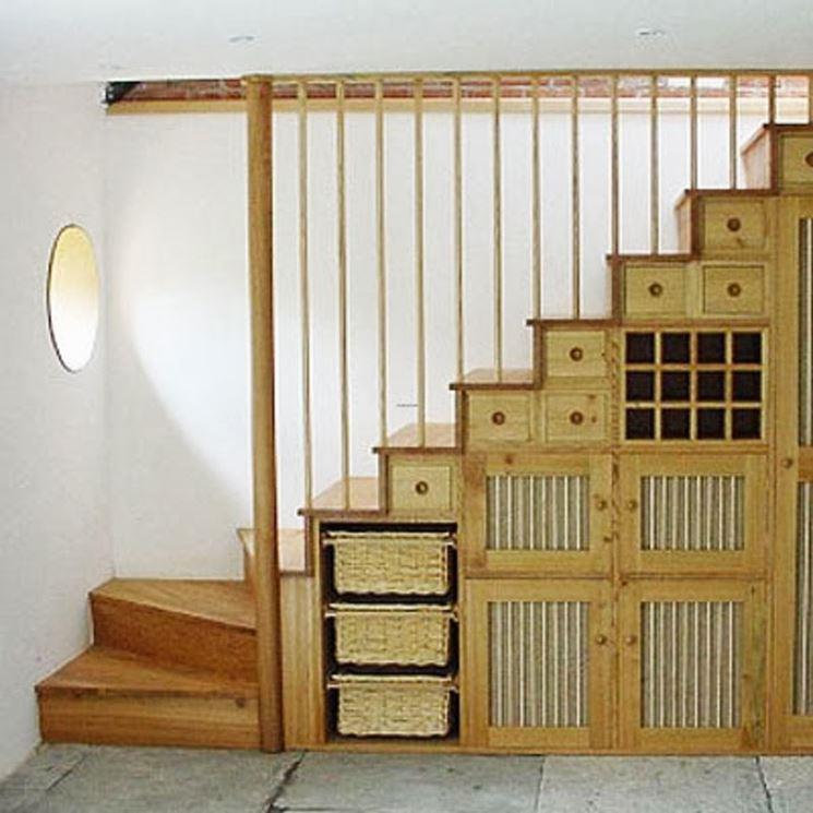 scale e cassetti