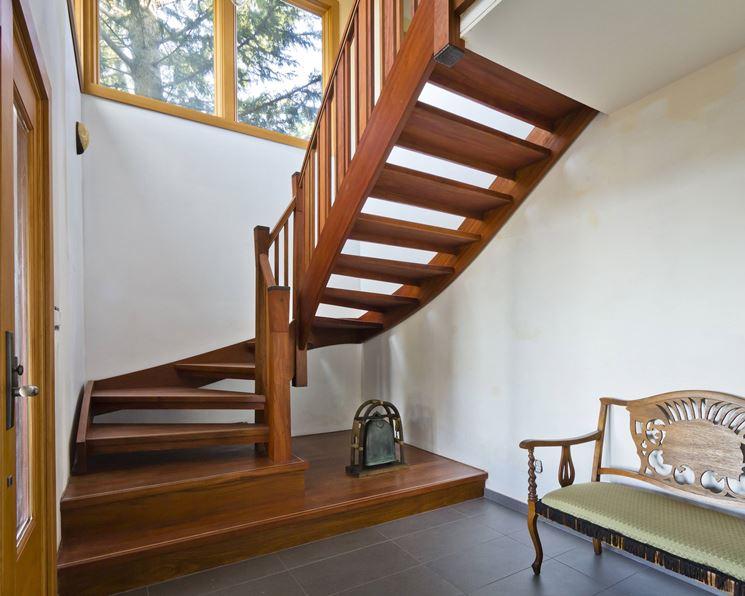 Scaletta In Legno Pieghevole : Vantaggi delle scale in legno scale e ascensori tutti i