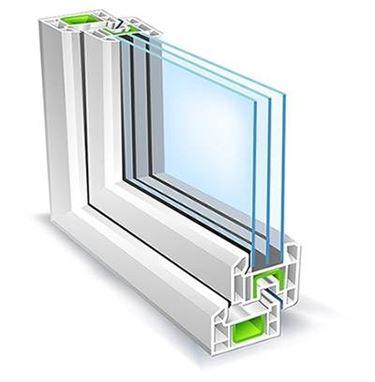 Porta finestra a risparmio energetico