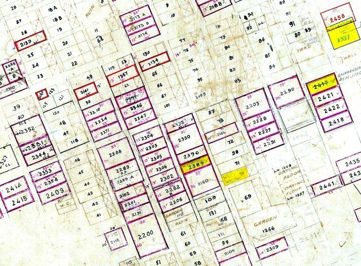 Sistema di censimento catastale
