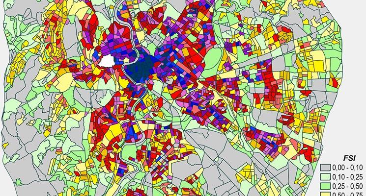 Zone censuarie di Milano