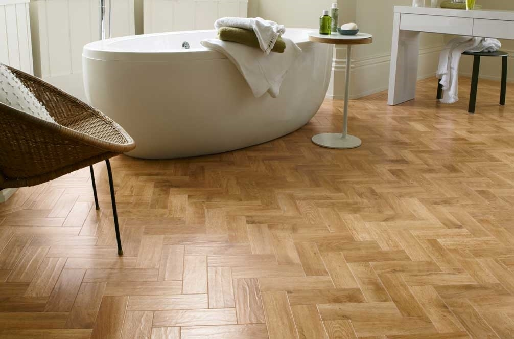Realizzare un pavimento in parquet il parquet come - Costo realizzazione bagno ...