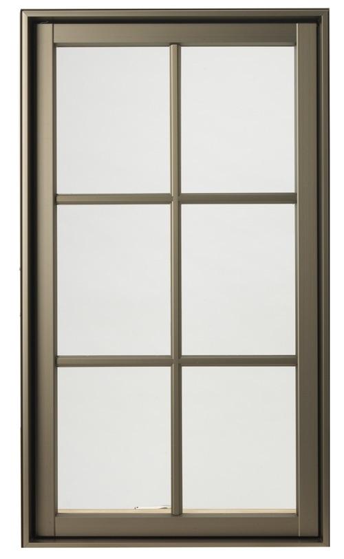 caratteristiche delle finestre in alluminio anodizzato