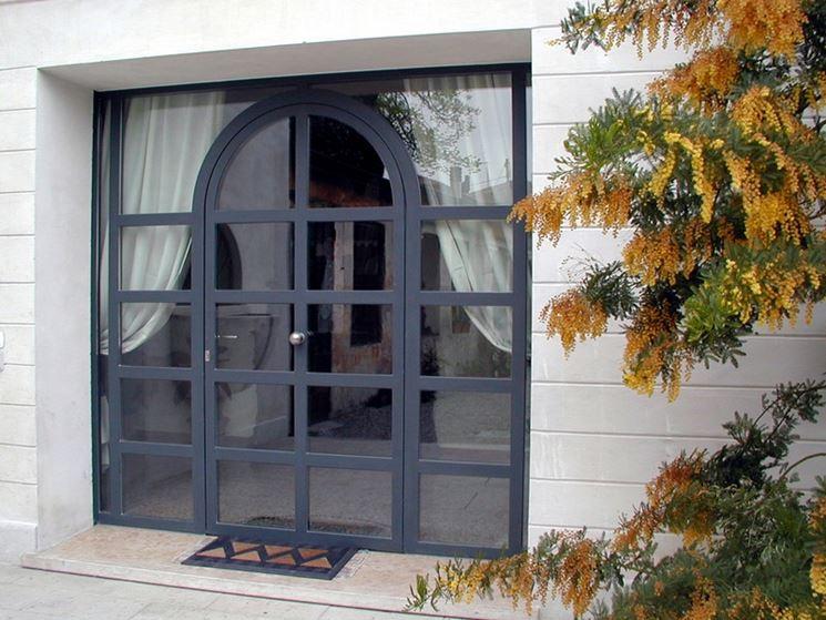 finestre in ferro