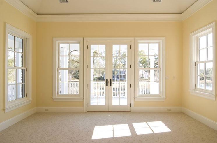 infissi finestre legno