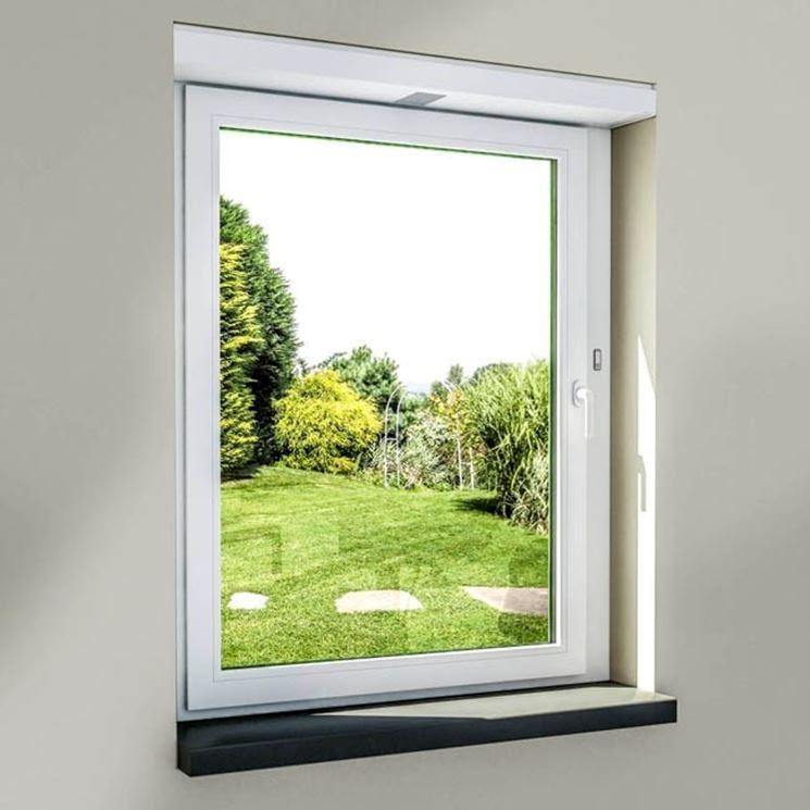 infissi finestre alluminio