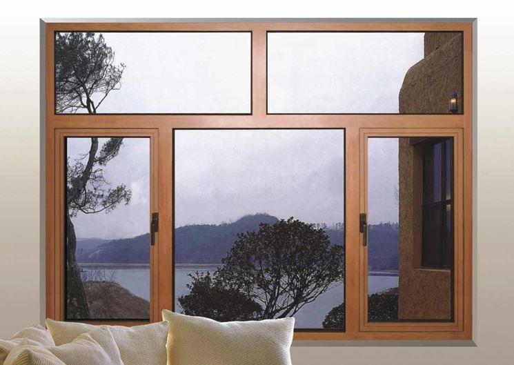 finestra legno esterno