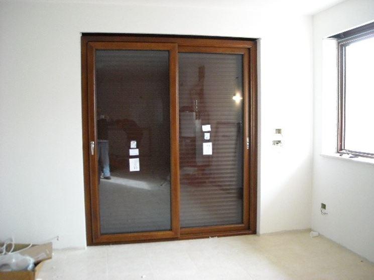 Come scegliere le portefinestre le finestre scegliere Finestra grande scorrevole