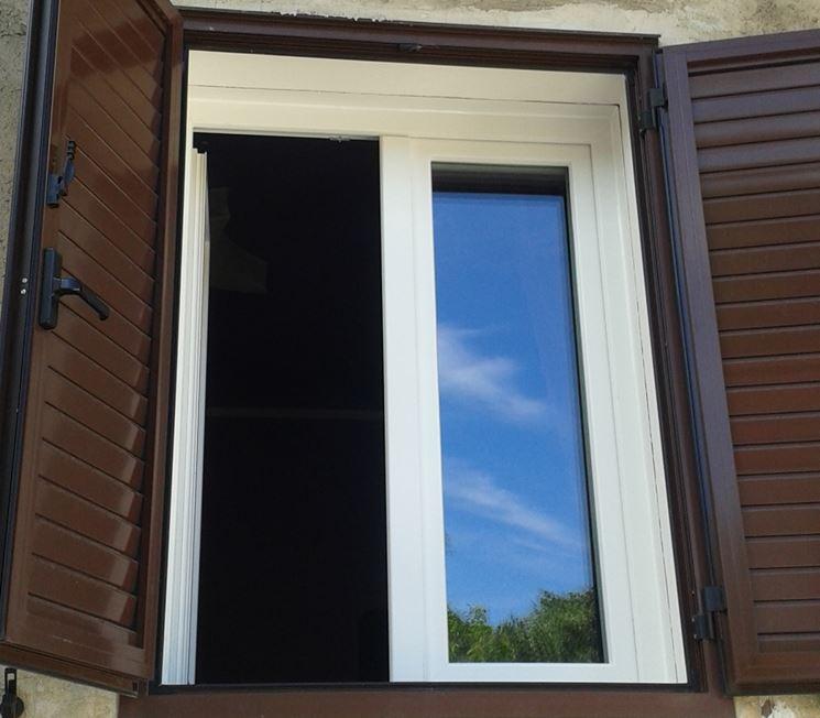 La sostituzione delle finestre le finestre come - Sostituzione finestre milano ...