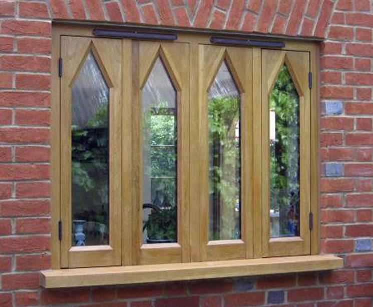 Manutenzione dei serramenti in legno le finestre - Manutenzione finestre in legno ...