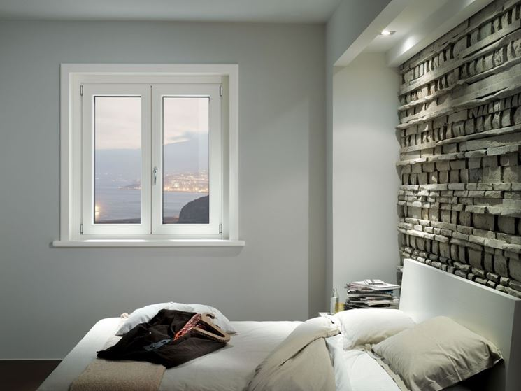 finestra moderna