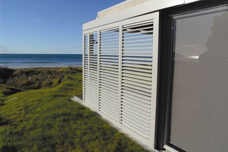 Prezzi persiane scorrevoli le finestre persiane for Prezzi porte finestre in alluminio