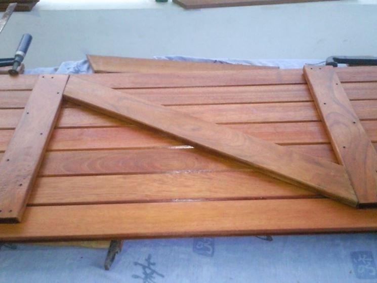 Realizzare ante fai da te le finestre ante realizzate for Costruire uno scuro in legno