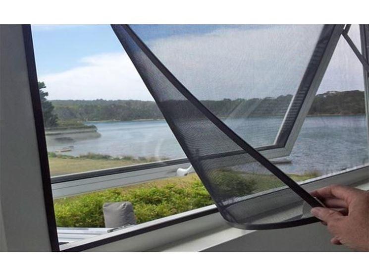 Zanzariera fai da te le finestre zanzariera fai da te materiali - Costruire una finestra ...