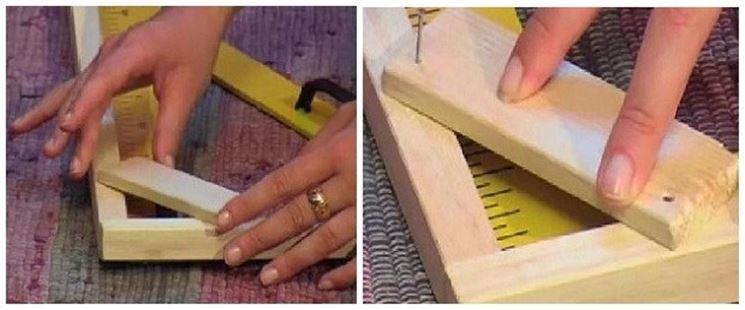 Zanzariera fai da te le finestre zanzariera fai da te for Costruire serra legno