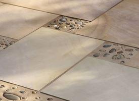 Tipologie di mattonelle per esterno