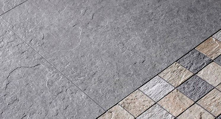 Tipologie di mattonelle per giardini le mattonelle for Materiale per mattonelle