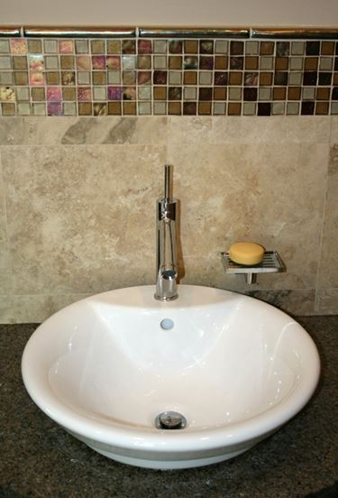 Piastrelle mosaico bagno