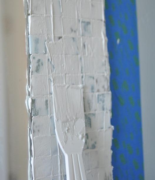Come posare le piastrelle bagno mosaico le piastrelle posa piastrelle bagno mosaico - Stuccare piastrelle bagno ...