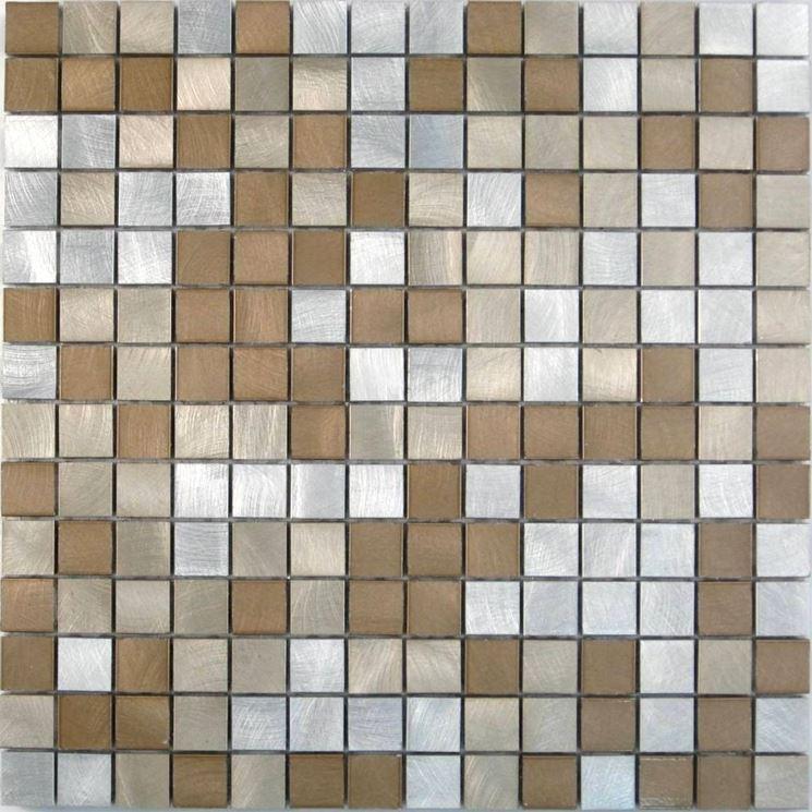 Mosaico marrone