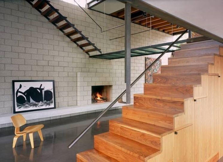 Gradini le piastrelle materiali e piastrelle: rivestire i gradini