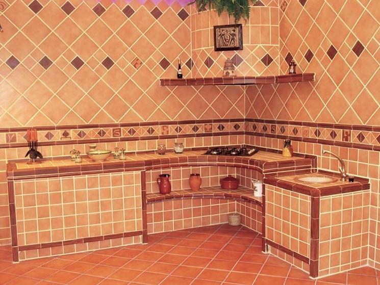 piastrelle in ceramica a parete
