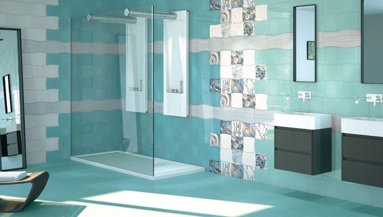 Migliori ceramiche per bagni le piastrelle piastrelle in