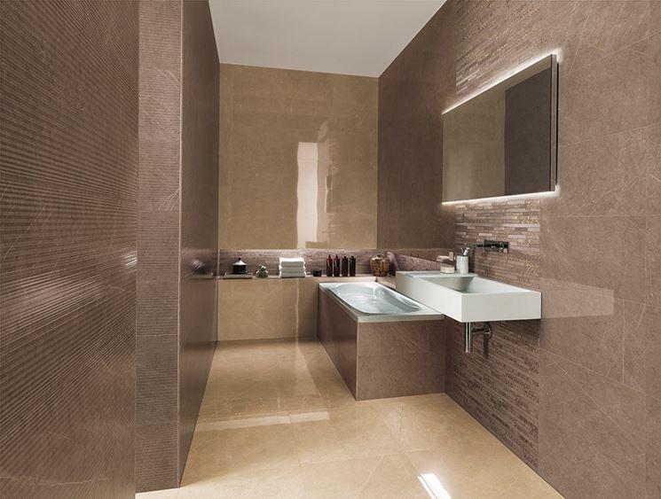 Migliori ceramiche per bagni - Le Piastrelle - Piastrelle in ceramica per il bagno