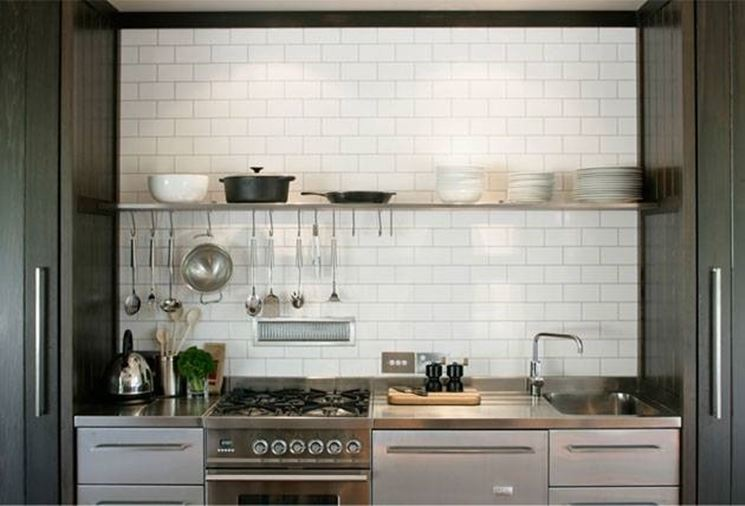Mattonelle Bianche Per Cucina_ | Dinamicgarden