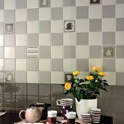 modelli di piastrelle da cucina moderna: piastrelle in monocottura