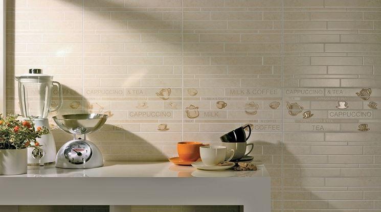 Modelli di piastrelle da cucina moderna - Le Piastrelle - Piastrelle per cucine moderne, quali ...