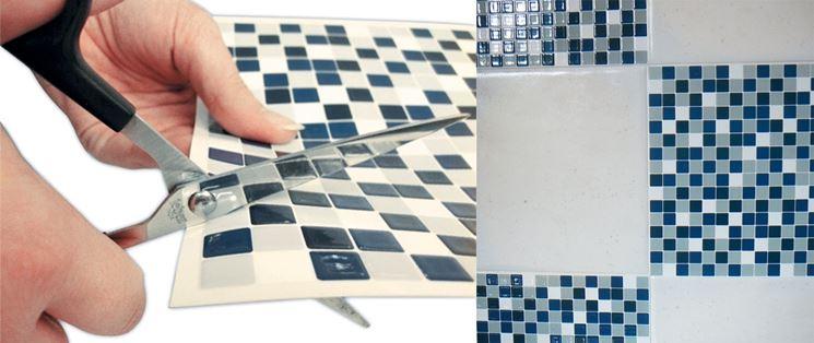 Piastrelle adesive le piastrelle quando utilizzare le for Finte piastrelle