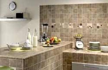 Piastrelle cucina in muratura le piastrelle le - Adesivi per piastrelle cucina ...