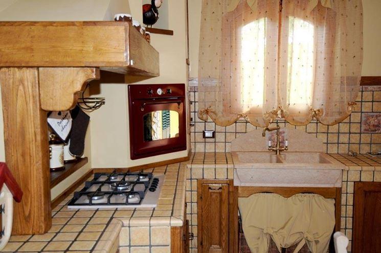 Piastrelle cucina in muratura   le piastrelle   le migliori ...