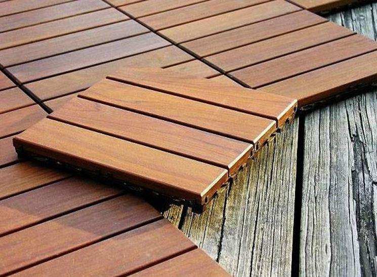 Piastrelle effetto legno per esterni scopri anche le nostre