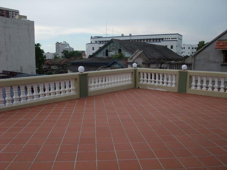 Piastrelle per balconi le piastrelle come scegliere le - Piastrelle da balcone ...