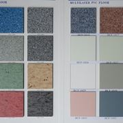 In commercio sono disponibili diverse tipologie di piastrelle in PVC