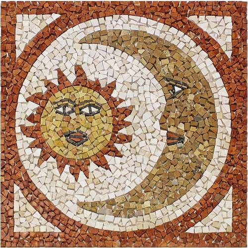 Realizzare un mosaico per esterni le piastrelle ecco - Piastrelle tipo mosaico ...