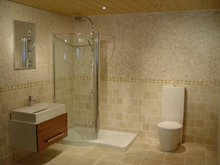 per scegliere i rivestimenti del bagno bisogna capire lo stile che si vuole conferire