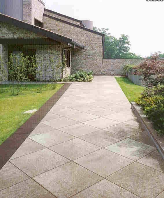 Pavimenti per giardino prezzi pavimenti per esterni - Gres porcellanato esterno prezzi ...