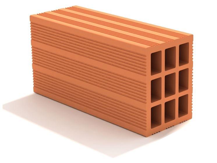 Un tipico blocco forato