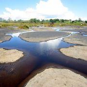 Uno dei maggiori punti di estrazione di bitume, a Trinidad