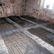 Consolidamento delle solette del pavimento